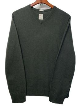 Article 365 Mens Cashmere Sweater, Size Large, 100% Cashmere