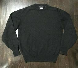 Kilgour, French & Stanbury 100% Cashmere Hand Framed Sweater