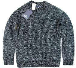 Levi's Made & Crafted Cable Sweater Wool Cashmere Levis Char