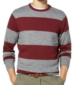 1901 Rugby Stripe Slim Fit Cotton Cashmere Sweater Mens 3XL